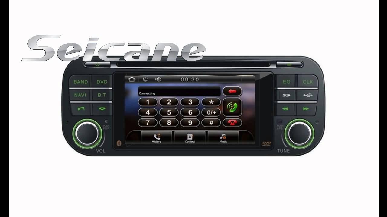 2001 2002 2003 Chrysler Grand Voyager Autoradio In Dash