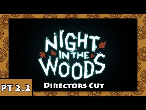Twitch Stream - Night In The Woods: Weird Autumn Edition - PT 2.2