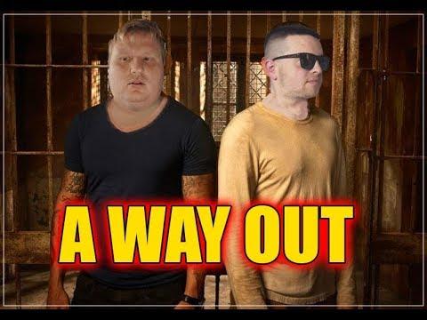 🔴Pokusavamo da pobegnemo iz zatvora /w Markan
