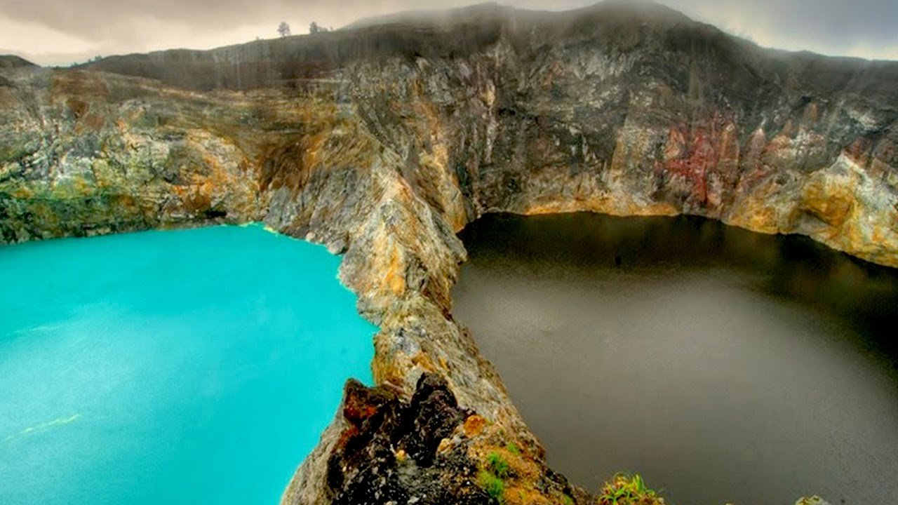 Top 10 Most Unique Colored Lakes In The World