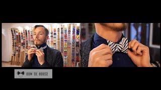 видео купить галстук бабочка