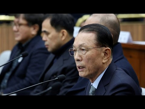 South Korean prosecutors raid former presidential chief of staff's home