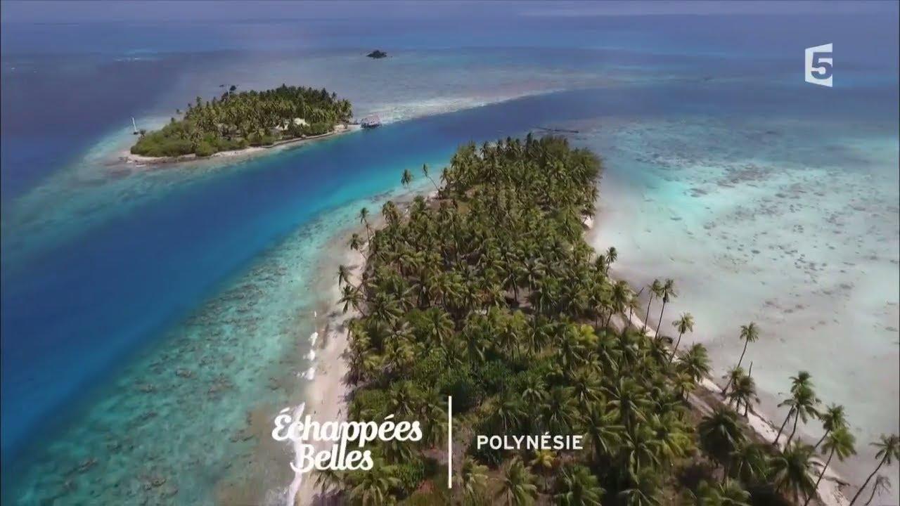 Polynésie, un goût de paradis - Échappées belles