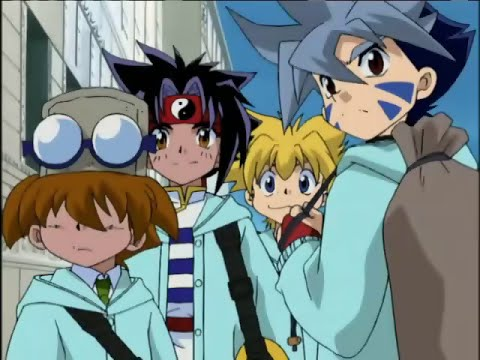 Beyblade - Episode 40 - Hot Battle In A Cold Town Hindi