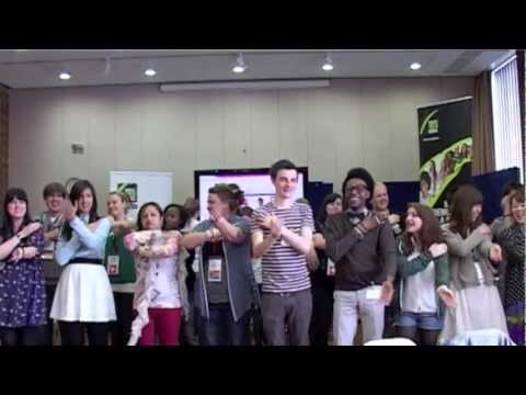 Newcastles of the World 2012 - Youth Session (Youth Voice)