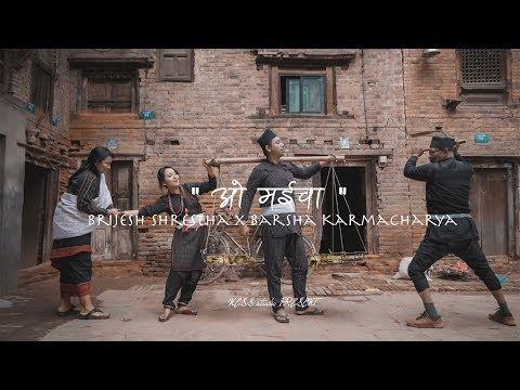 'OH MAICHA' Brijesh Shrestha x Barsha Karmacharya (Official Video)