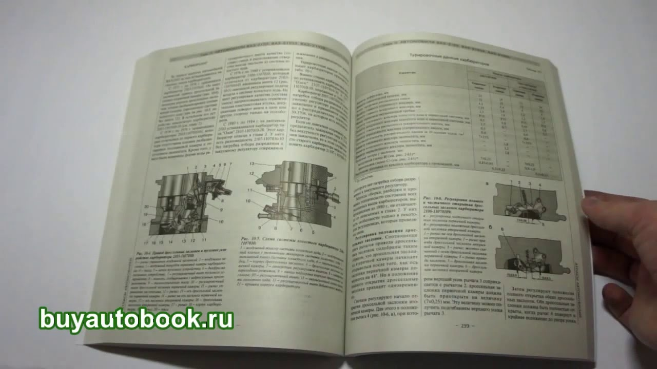 ваз 2106 книга по ремонту онлайн бесплатно