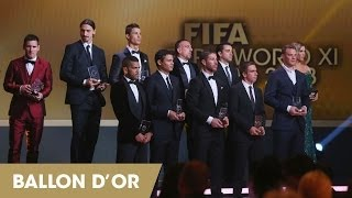 FIFA/FIFPRO World XI Team 2013