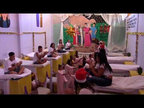 شاهد: أجواء احتفالية في سجن برازيلي بمناسبة عيد الميلاد…  - نشر قبل 2 ساعة
