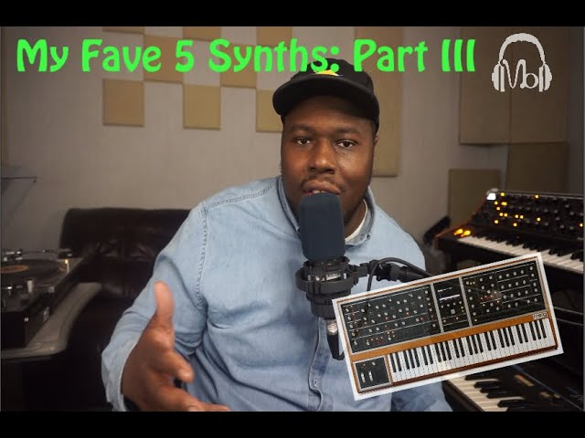 My Fave 5 Hardware Synths Pt. 3