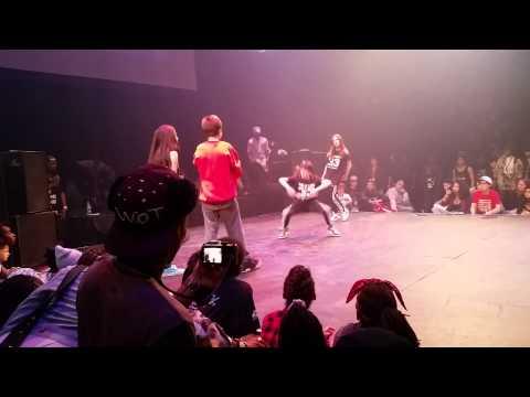 Bust A Move | Kids Battle | Litzy et Super Sam (urbandits) VS Roxiie and Zee (Krankyd)