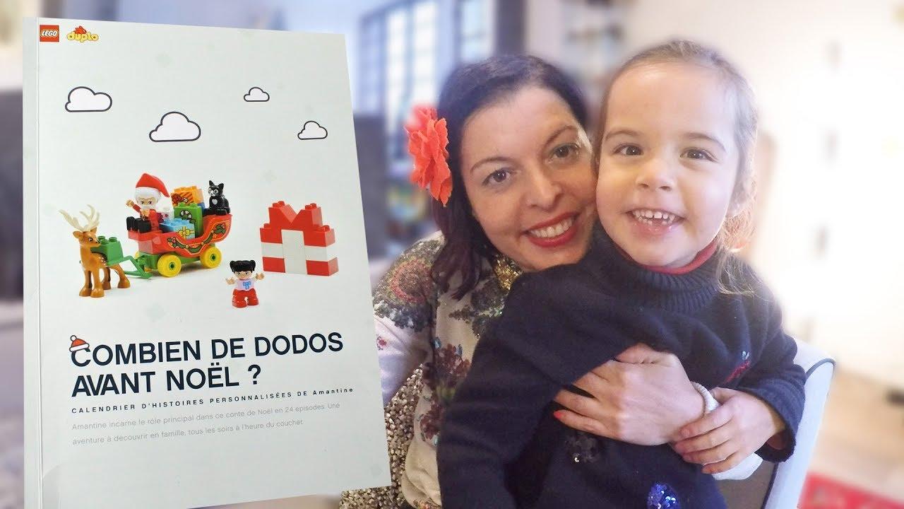 Calendrier Avent Duplo.Vlog Calendrier De L Avent 24 Histoires Lego Duplo Personnalisables Avant Noel