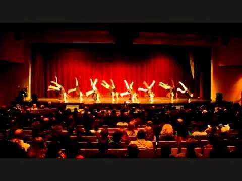 AEHS Open House Sr Dance Co Adele
