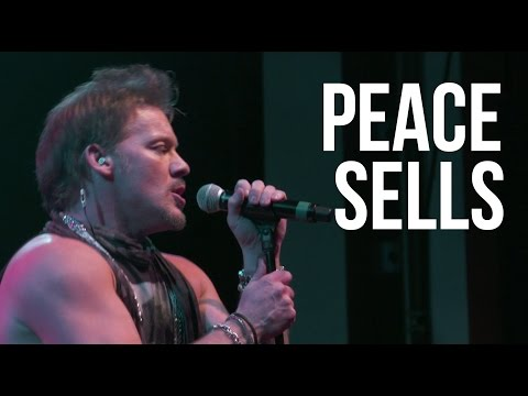 """Megadeth """"Peace Sells"""" cover by Chris Jericho + Metal Allegiance live"""