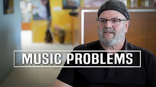 Problems Movie Producers Face With Music by Jay Silverman