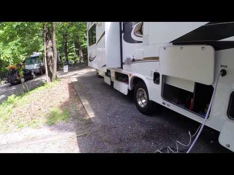 how to organize an rv basement youtube
