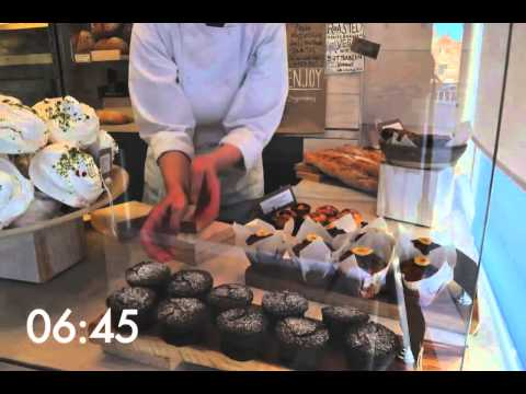 Two Magpies Bakery - 24 Hours in 60 Seconds - HD