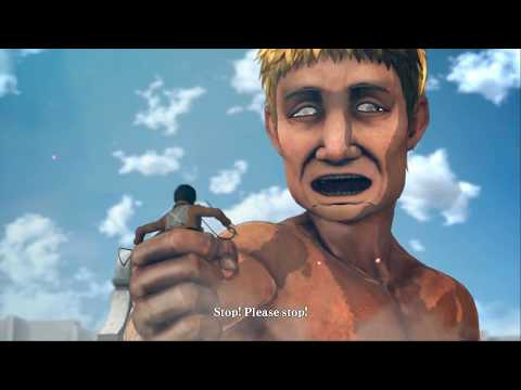 Attack On Titan: Wings Of Freedom PC Story Gameplay 3