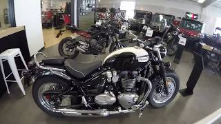 Triumph Speedmaster 1200 Essai Test Ride 4h10 Thewikihow