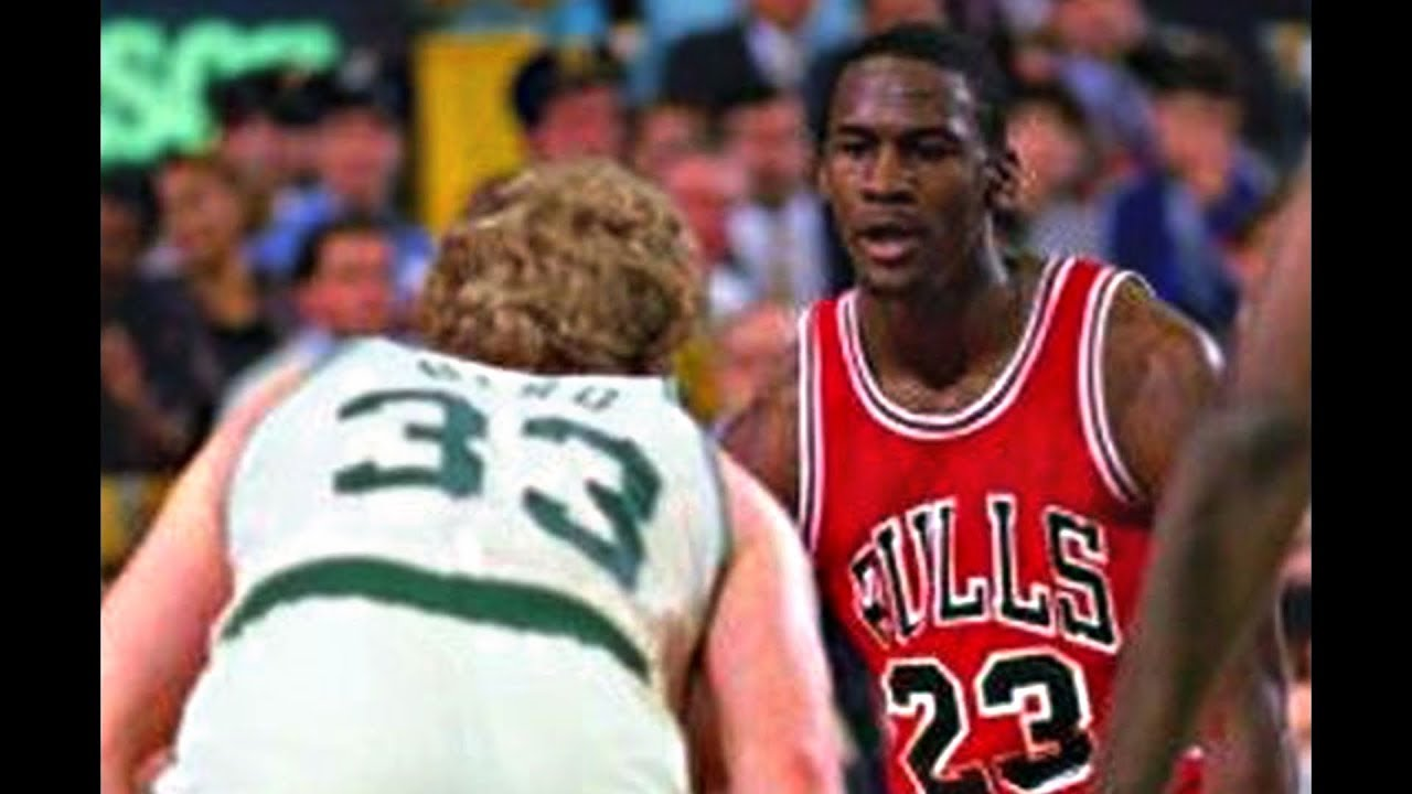 Página web oficial zapatillas de skate último clasificado Michael Jordan 48 PTS vs Larry BIRD 37 PTS Big DUEL in 1987! Larry ...