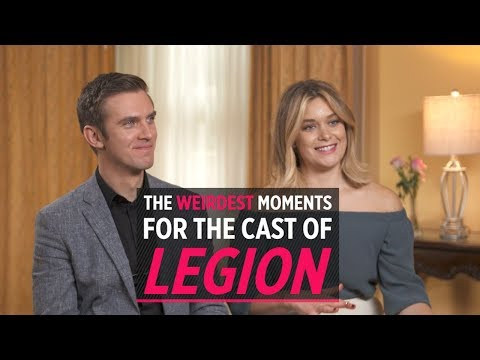 Dan Stevens and 'Legion' Cast Shares Their Weirdest Moments From Set