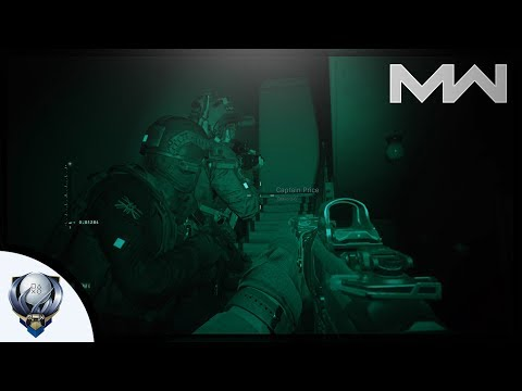 Call Of Duty Modern Warfare (2019) Wall Hax - Save Alpha 3-2 From Being Downed.