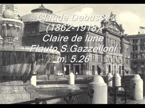 GAZZELLONI 4 Classica flauto