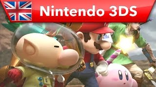 Super Smash Bros. for Nintendo 3DS - Launch Trailer