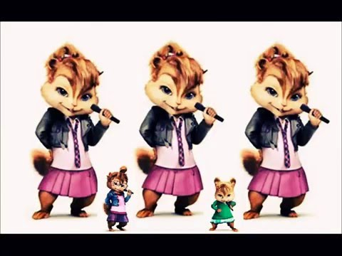 The Chipettes ~ LET IT GO ( From Frozen) Demi Lovato Version