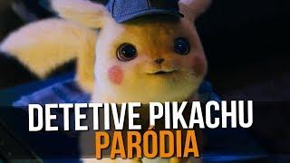 DETETIVE PIKACHU | #ParodiasTNT