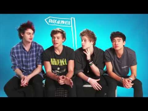 5 Seconds of Summer - English Love Affair (Track by Track)
