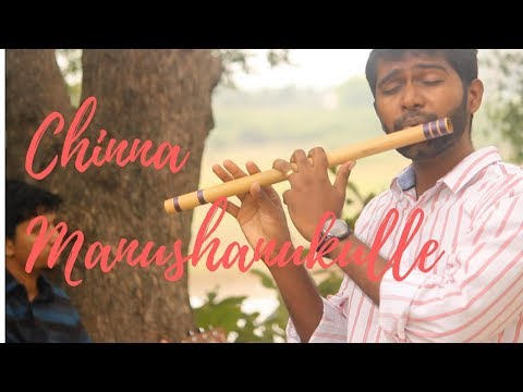 Chinna Manushanukulla | Gersson Edinbaro | New Tamil Christian song | KFlute Instrumental #10