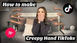 Hey guys in today's video i'm going to show you how make creepy hand tiktoks. don't forget follow me on instagram!! if enjoyed this leave a t...