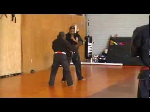 Kyoshi Larry L Mabson, Black Belt Camp 2013 Clermont, FL