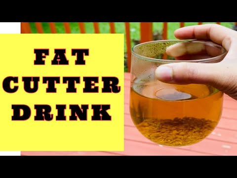 FAT CUTTER DRINK / Lose 5 Kgs in 5 Days / DIY Weight Loss Drink Remedy – Morning Routine | #FatLoss