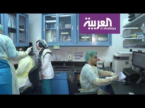 نشرة الرابعة | في هذا المختبر شرق السعودية .. 1000 عينة للمشتبه بإصابتهم بـ كورونا يوميا  - نشر قبل 2 ساعة