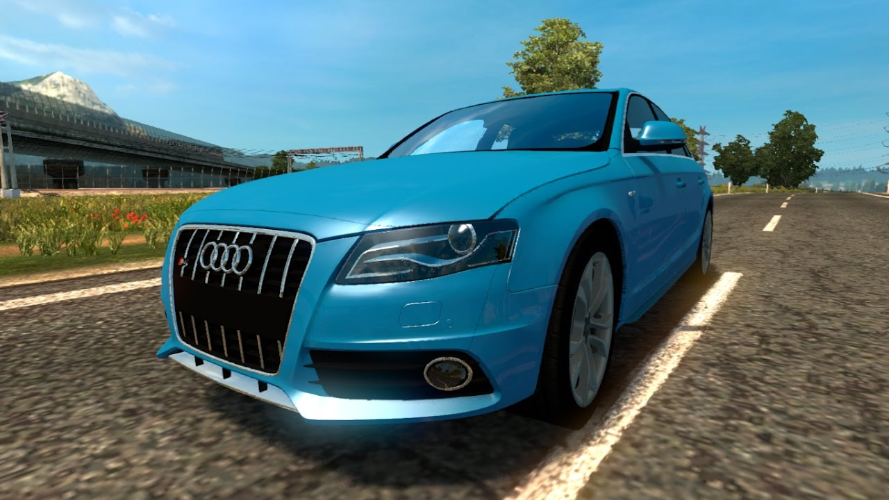 Audi S4 1 26 Ets2 Euro Truck Simulator 2 Free Download Youtube
