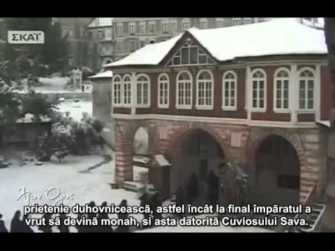 Sfântul Munte Athos - Monahism și istorie