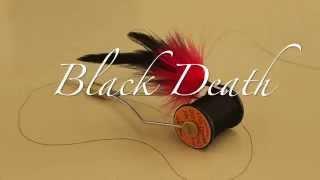 Black Death Tarpon Fly Tying Video