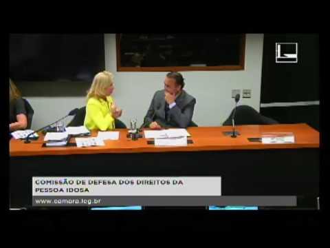 DEFESA DOS DIREITOS DA PESSOA IDOSA - Reunião Deliberativa - 11/05/2016 - 15:28