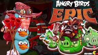 Angry Birds Epic - New Class Hunter Treasure Unlocked!
