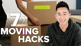 7 Simple Hacks For Your Next Move