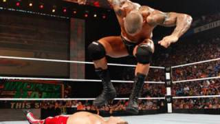 Raw: Randy Orton vs. Edge