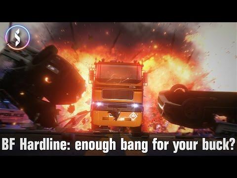 Battlefield Hardline enough bang for your buck?