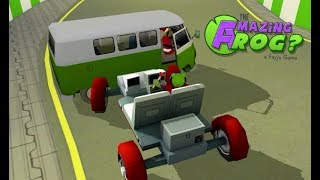 The Amazing Frog? - YOU HIT MY CAR!!! - Part 59