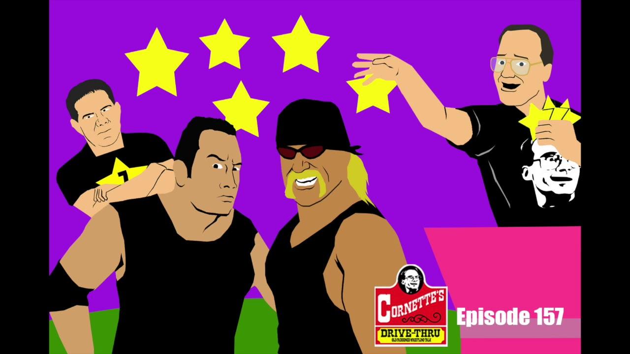 Jim Cornette's Watch Along: Hulk Hogan vs. The Rock at Wrestlemania 18