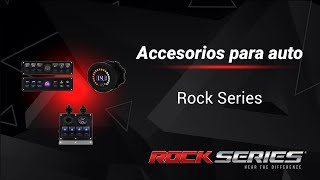 Accesorios para auto Rock Series
