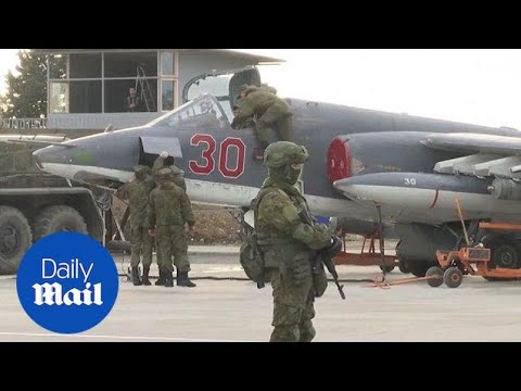 Putin orders partial pullout of Russian military from Syria - Daily Mail