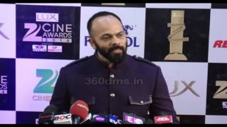 rohit shetty reveals about his upcoming films golmaal 4 and ram lakhan remake zee cine awards 2016