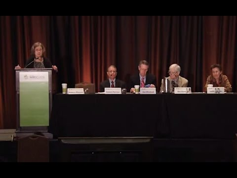 WREC 2014 Closing and Plenary: How to Build Reliable Evidence and Inform Policy